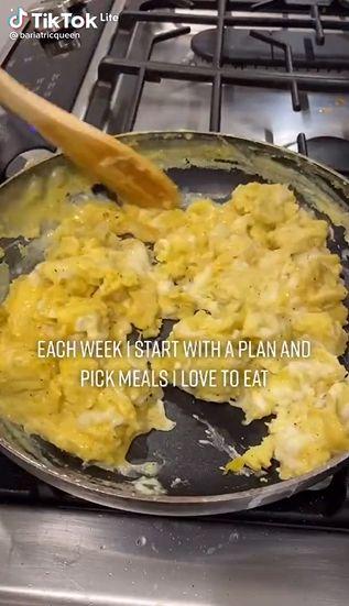 masak telur orak-arik buat seminggu demi menghemat pengeluaran uang, netizen ini malah kena hujat.
