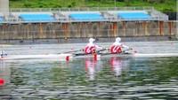 2 Atlet Dayung Batal Uji Coba di Ceko, Fokus Latihan di Pangalengan