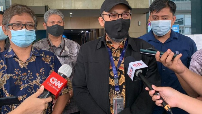 Novel Baswedan Laporkan Pimpinan KPK ke Dewas