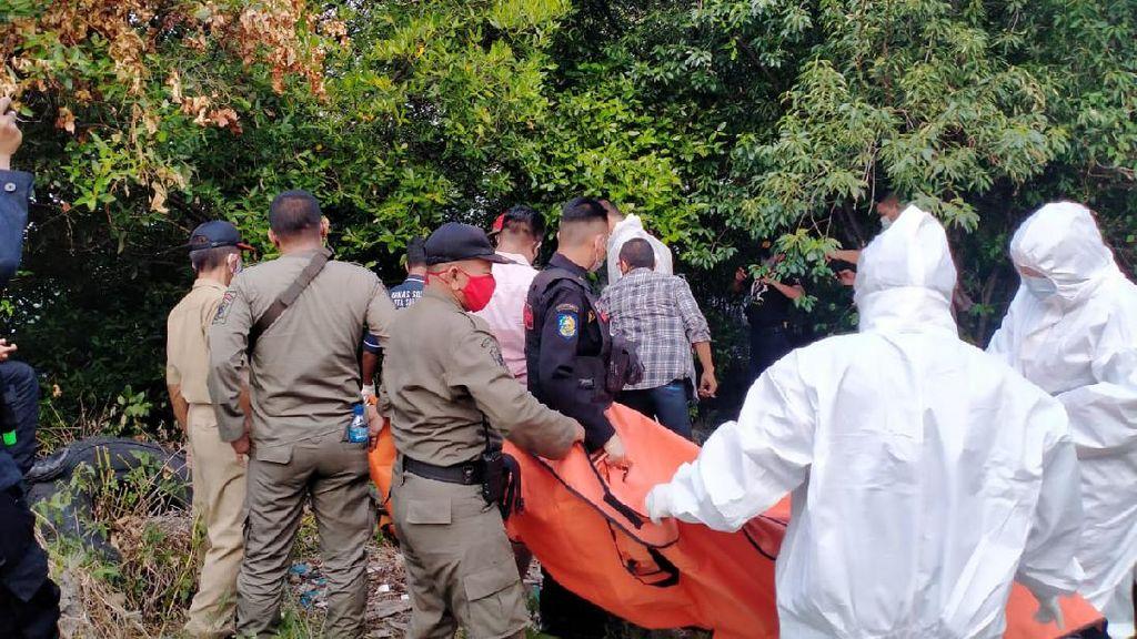 Mayat Pria Tak Utuh Ditemukan di Surabaya