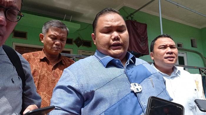 Pengacara korban pemerkosaan di Bekasi (Sachril-detikcom)
