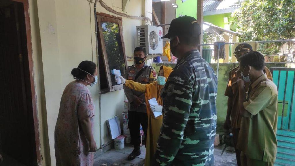 Tim Satgas COVID-19 Lombok Tracking Kontak Warga Pulang Mudik