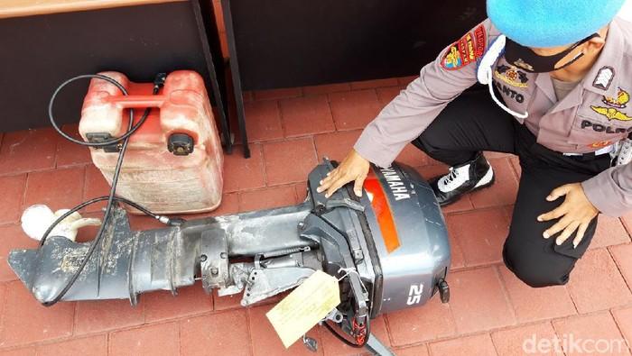 Polres Boyolali telah menetapkan dua orang menjadi tersangka dalam insiden yang mengakibatkan 9 orang tewas itu serta sejumlah barang bukti.