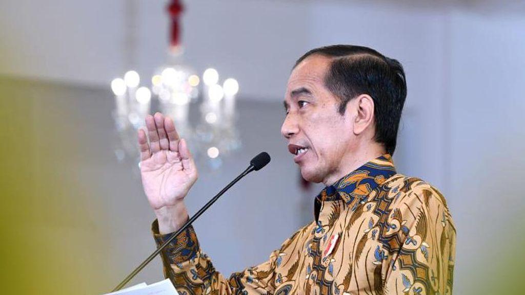 Tamu Hotel di DKI-Banten Naik, Jokowi ke Pemda: Injak Gas-Rem Harus Pas!