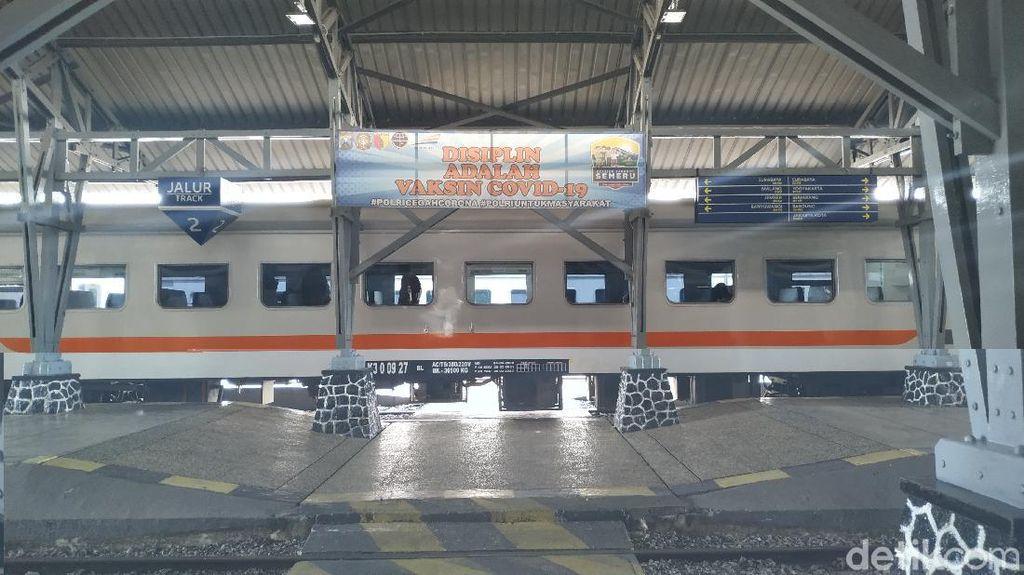 104 Penumpang Kereta Gagal Berangkat dari Daop 7 Madiun pada 6-17 Mei