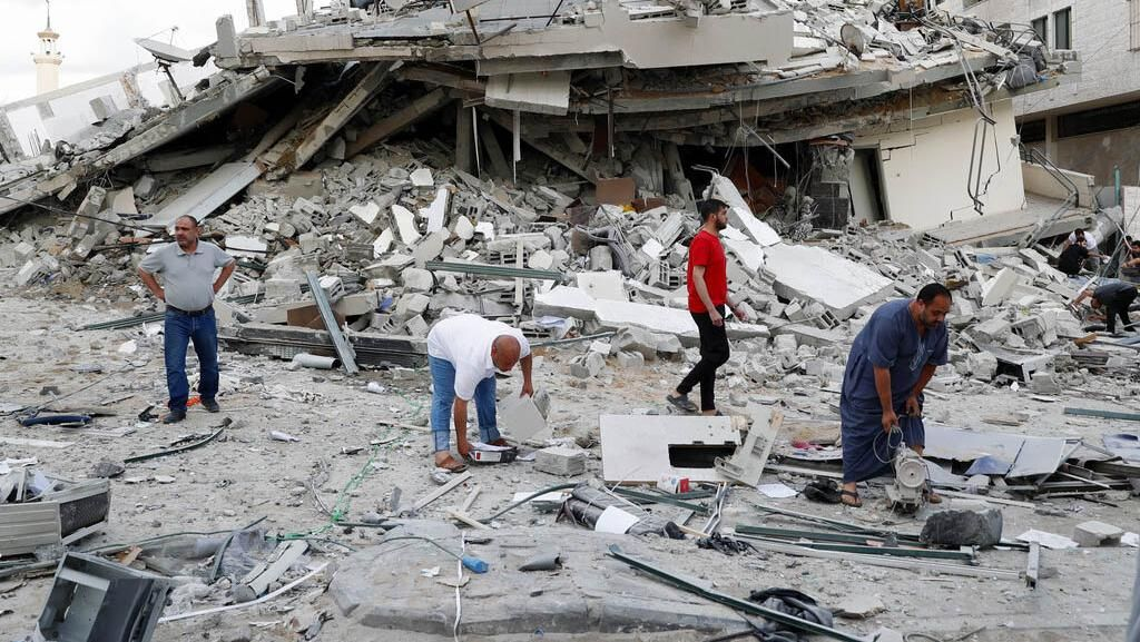 AS Blokir Lagi Pernyataan PBB Soal Israel, Roket dari Lebanon Serang Israel