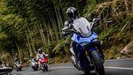 Potret Skutik 400 cc Buatan Taiwan yang Berwajah Ducati Panigale