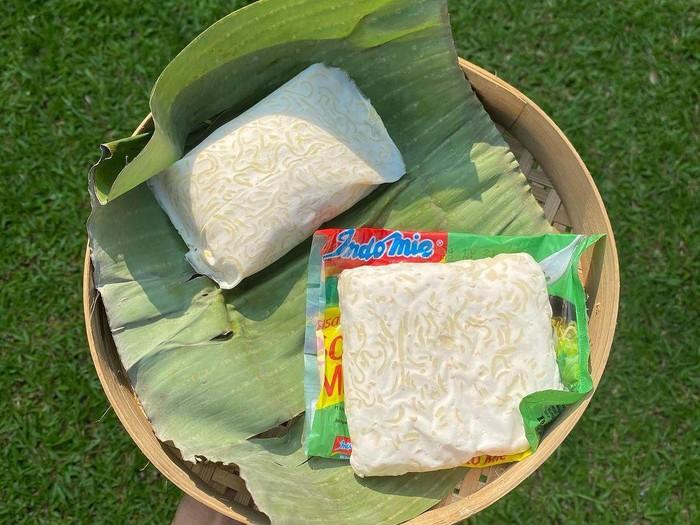 Ilmuan Pangan Dr. Driando Ahnan-Winarno Membuat Tempe dari Indomie dan Jadi Viral.