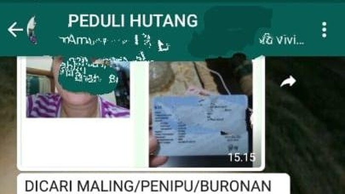 Teror Debt Collector Pinjol kepada Guru TK, Buat Grup WA Tagih Pinjaman