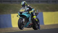 MotoGP Prancis 2021: Rossi Finis ke-11, Lalu Keluhkan Hal Ini