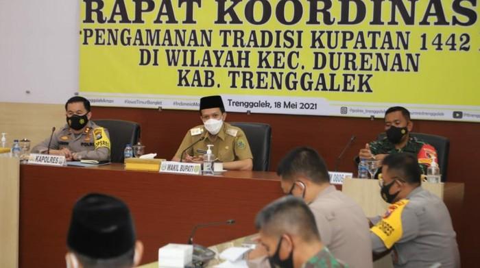 Wakil Bupati Trenggalek Syah Mohammad Natanegara