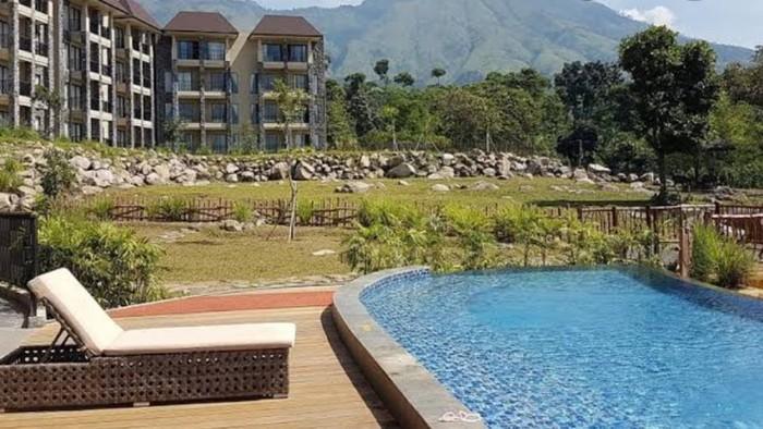 Warga Luar Kota Pilih Berlibur di Hotel Tretes Pasuruan