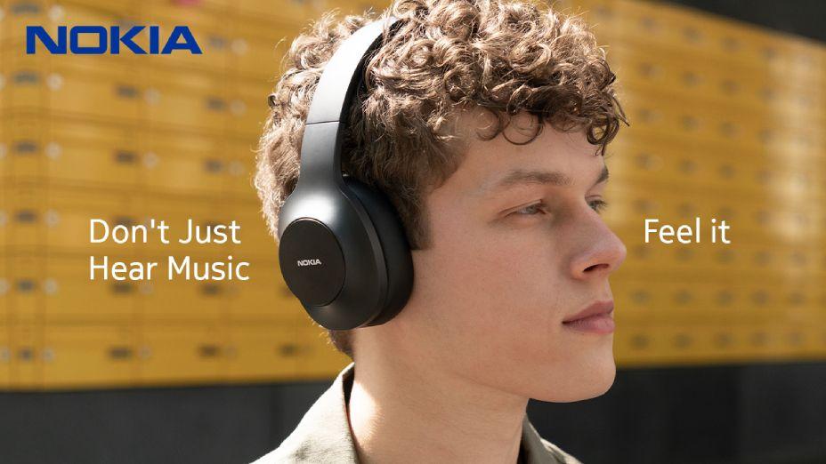 Produk audio Nokia.