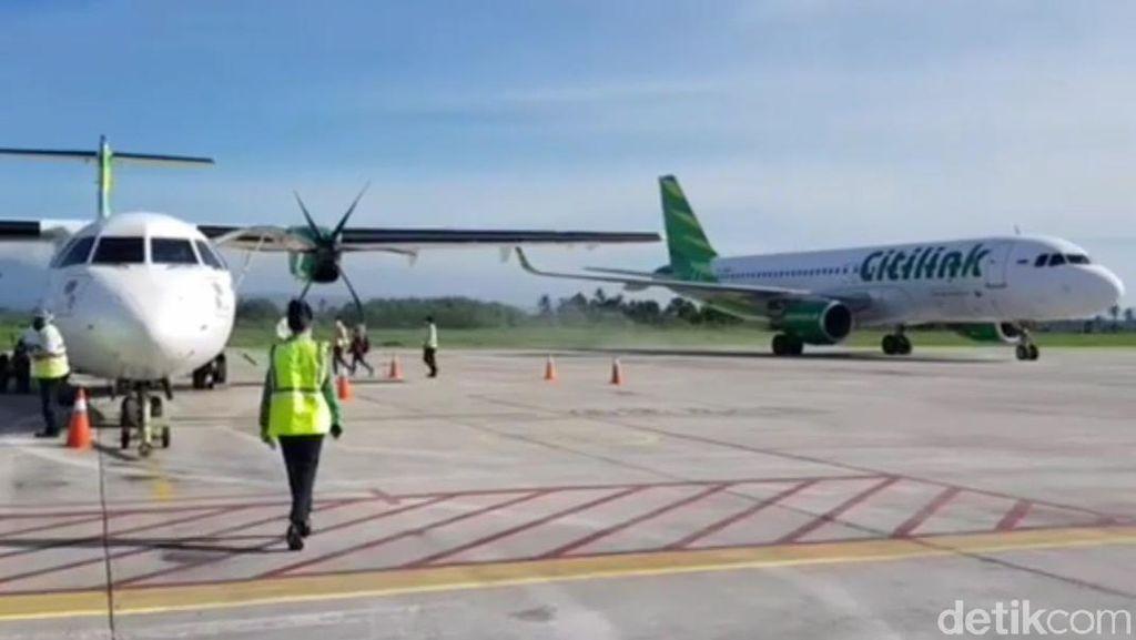 Bandara Banyuwangi Kembali Layani Penerbangan