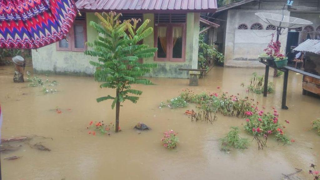 Air Mulai Surut, Warga Terdampak Banjir Aceh Selatan 9.532 Orang