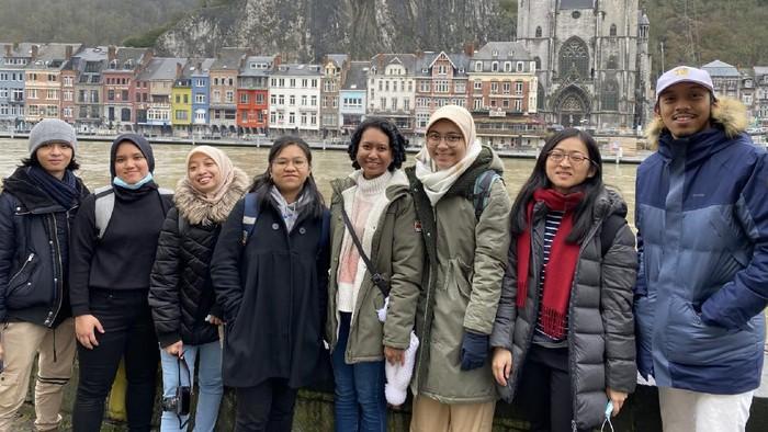 Kisah Mahasiswa RI Kuliah di Belgia: Perbedaan Suhu dan Ramah Sepeda