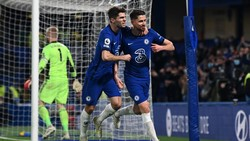 Chelsea Vs Leicester: The Blues Menang 2-1 dan Rebut Posisi Tiga