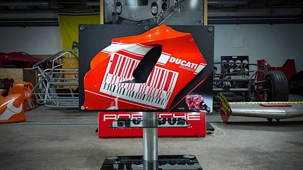 Fairing Ducati Desmosedici GP 9