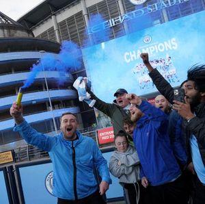 Fans di Final Liga Champions: Gak Boleh Nginap, Langsung PP
