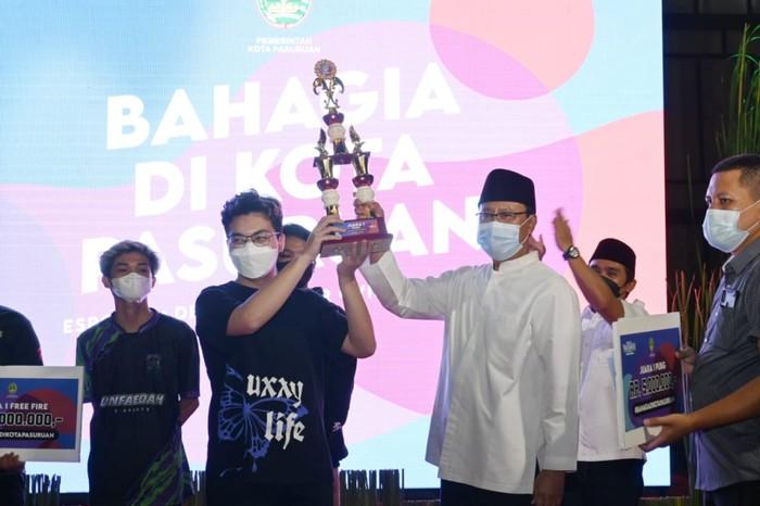 Gus Ipul Ingin Kejuaraan E - Sport Tingkat Nasional Digelar di Pasuruan