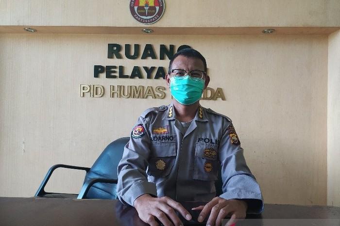 Kabid Humas Polda Bengkulu, Kombes Sudarno (ANTARA/HO-Humas Polda Bengkulu)