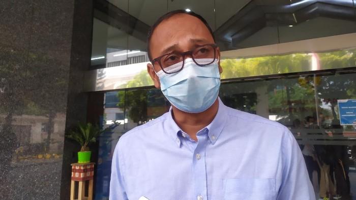 Kepala Bagian Perancangan dan Produk Hukum KPK, Rasamala Aritonang