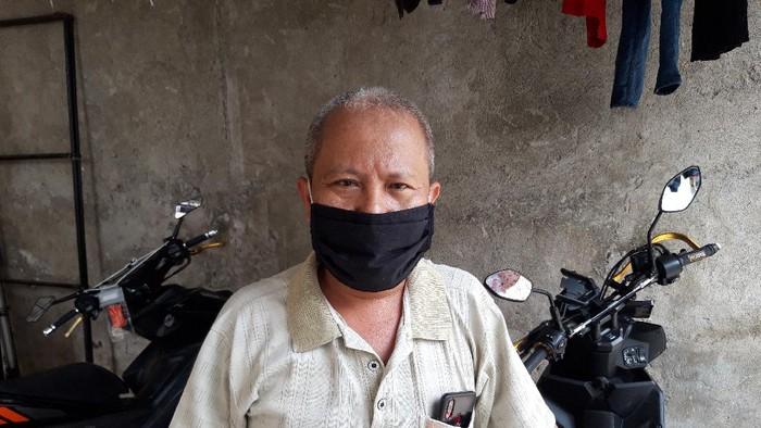 Ketua RT 01 RW 06, Kampung Rawa, Johar Baru, Jakarta Pusat, Maman Hermana