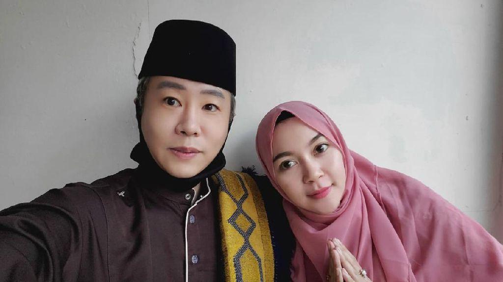 Pria Korea Kepincut Pendangdut Cantik Bintang Pantura, Ini Kisah Cintanya