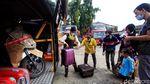 Larangan Mudik Berakhir, Pemudik Padati Terminal Pondok Pinang