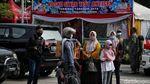 Lebaran Usai, Jakarta Kembali Kedatangan Para Pemudik Arus Balik