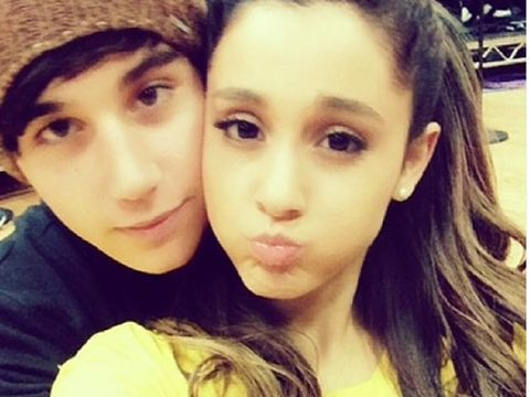 mantan pacar Ariana Grande