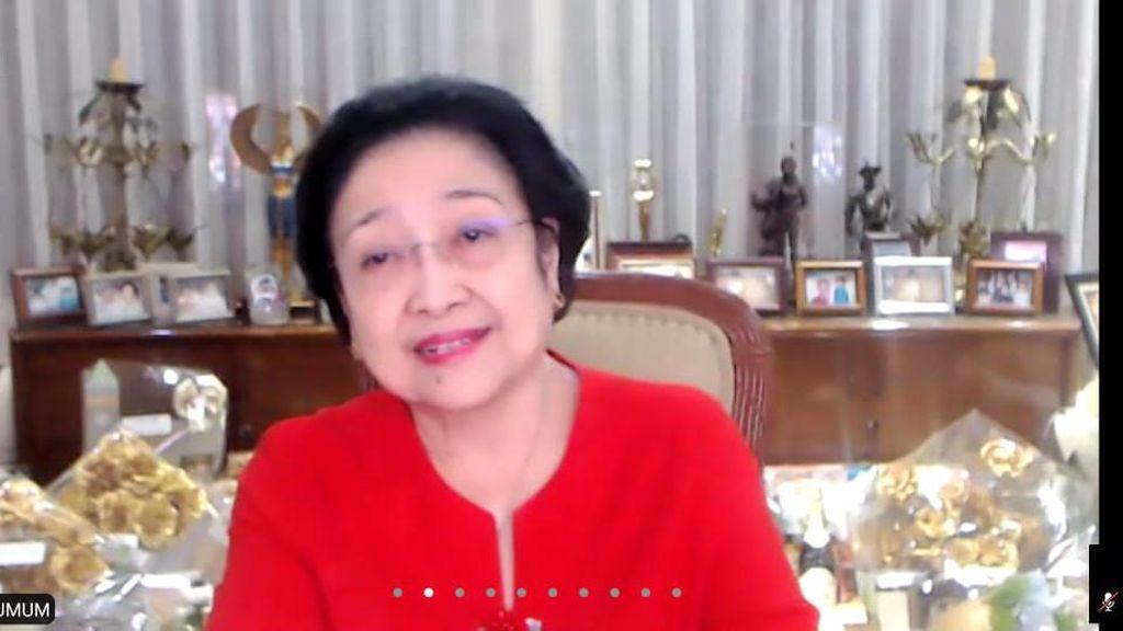 Megawati Komentari Prediksi Joe Biden soal DKI Tenggelam