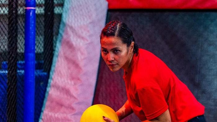 Paulina Purnomowati masih bertahan di episode kesembilan The Apprentice: ONE Championship