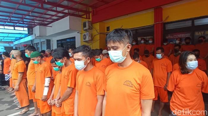 Penjahat Jalanan di Bandung