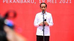 Jokowi: Target Vaksin Gotong Royong 30 Juta, Sekarang Baru Masuk 420 Ribu