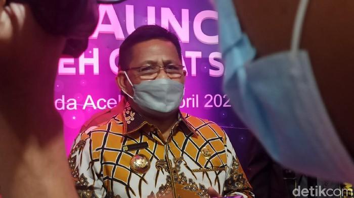 Kasus Covid Naik Walkot Banda Aceh Minta Satgas Tegas Ke Pelanggar