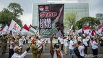 Aksi Bela Palestina di Hari Kebangkitan Nasional