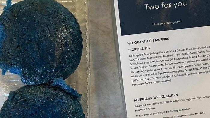 Blue Poop Challenge, Tantangan Feses Berwarna Biru yang Ngetren di TikTok