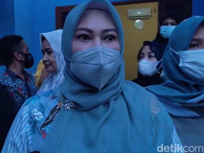 Bupati Pandeglang menjami pendidikan gadis difabel korban pencabulan