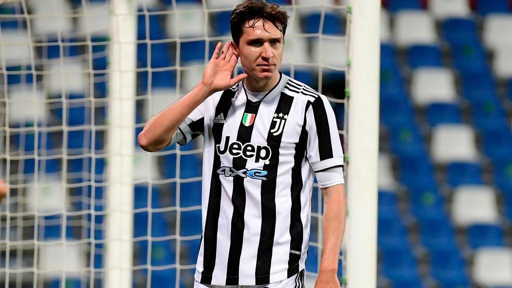 Liverpool Latah Ingin Gaet Chiesa, Juventus Menolak!
