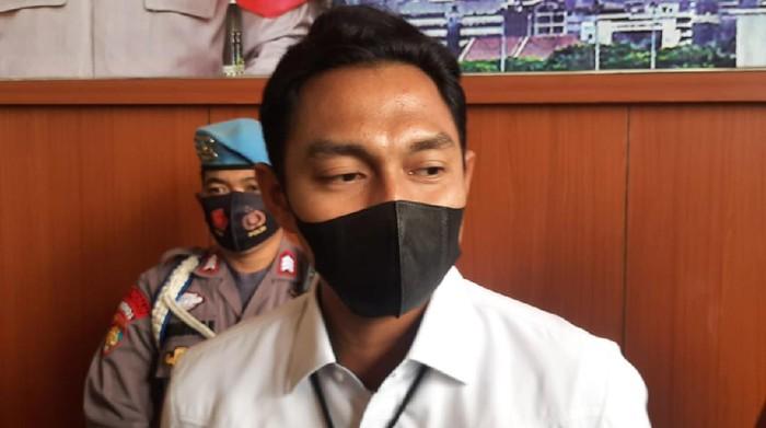 Kasat Reskrim Polres Metro Jakarta Pusat AKBP Teuku Arsya Khadafi