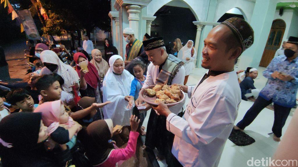 Ketupat Jembut, Tradisi Syawalan yang Digemari Anak-anak di Semarang