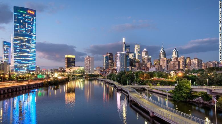 Kota Philadelphia