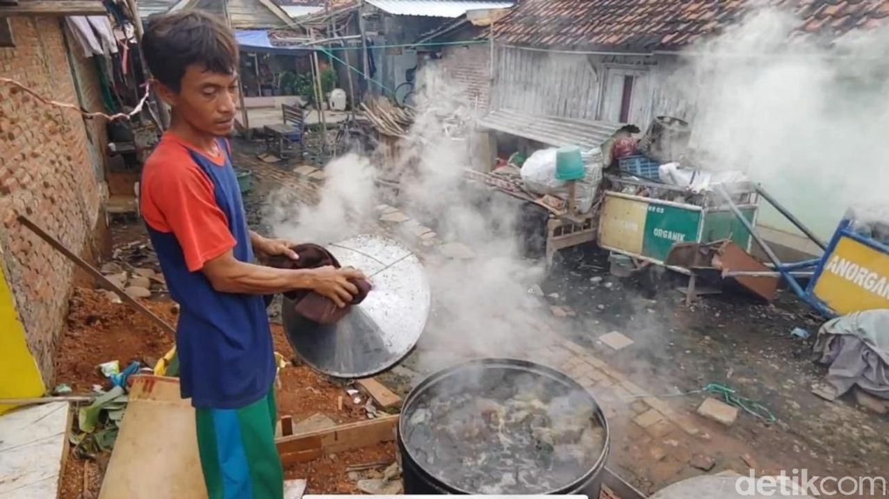 Kue Lopis Tradisi Syawalan Warikan Filosofi dari Presiden Sukarno