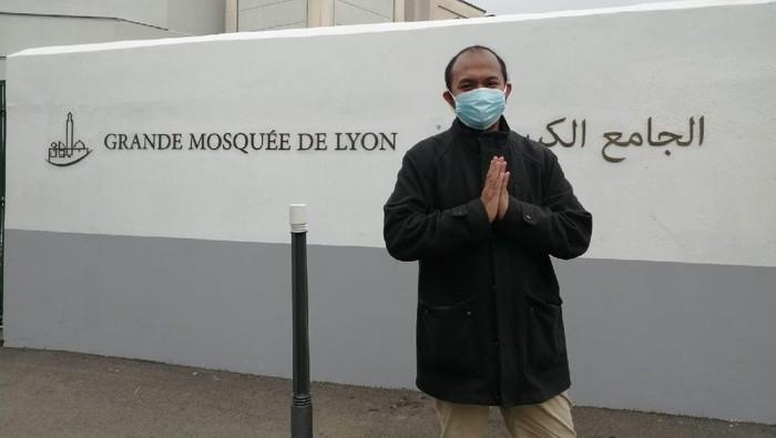 Mahasiswa di Prancis