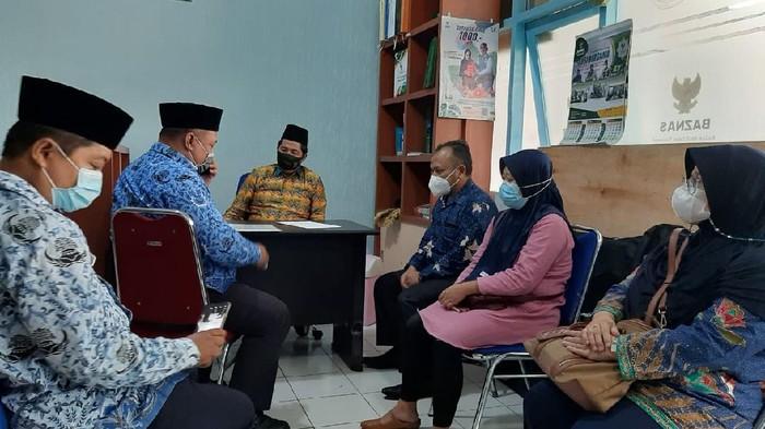 Pelunasan Utang Guru TK Melalui Baznas Kota Malang