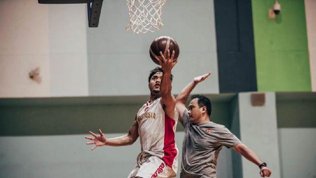 Perbasi, Latihan Timnas Basket