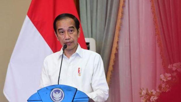 Presiden Jokowi di Kepri