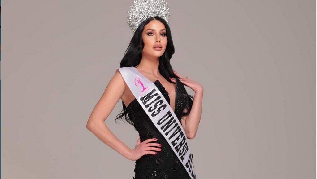 10 Fakta Miss Bulgaria, Sebut Andrea Meza Tak Pantas Jadi Miss Universe 2020