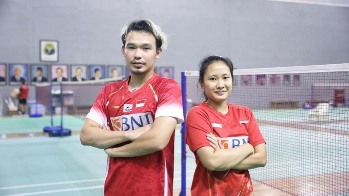 5 ganda campuran Indonesia bertahan di Spain Masters 2021, salah satunya Rinov/Phita.